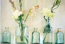 ☆Bottles, Jars, Tin Cans & More☆ / Get inspired