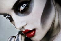 Halloween makeup / by cara henderson