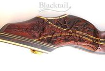 hand carved traditional recurve bows - Blacktail Legacy Series / This board features Blacktail Bow Company investment-grade 'Legacy Series' bows. Each bow is a one-of-a-kind, hand-carved, hand-engraved, high-performing work of art. The pinnacle of heirloom craftsmanship, the Legacy bow is considered a treasured addition to the fine bow collections of archers throughout the world.