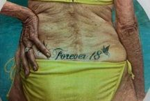 Tatuagem Feminina / Tatoo