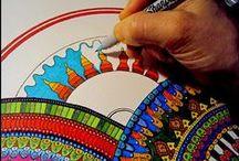 Tusseja tusseja / Huopakyniä, kuitukärkikyniä, merkkauskyniä, sivellintusseja, maalikyniä, markereita, paintereita – tusseja yhtä kaikki. Tuo monipuolinen työväline, jota voit käyttää värittämiseen, piirtämiseen, kirjoittamiseen, maalaukseen ja monen moisiin luoviin projekteihin. Kuvissa esiintyvät tuotteet ovat tilattavissa taidetarvikkeiden nettikaupassamme www.konstashop.fi
