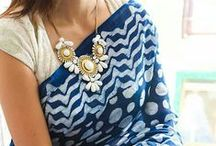 Saree love!