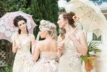 Wedding Dresses For Thistlewood!