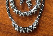 Renata: Moje šperky - My jewellery / Korálky - beads