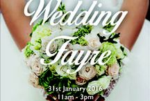 Wedding Fair - 31st January 2016 / The annual wedding fair at the Hartnoll Hotel is set to be a fantastic day. On Sunday 31st January you can find inspiration from our exhibitors from cars to flowers and photographers to that all important dress.