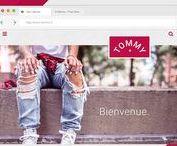 Web design claireidrac.fr