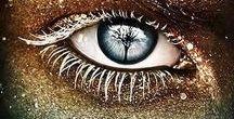 mírame, yo tb sé mirar.... DE C-E-R-C-A / añade (solo ojo!!)  -  si es tuyo, MEJOR!!!! :)  mira(y)das