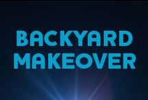Backyard Makeover / Here in the Midwest our backyards are a serious hangout spot from April-October. We dedicate a passionate and loving amount of time on making them functional and beautiful. When you can win big, you dream big! #RoyalRiver #NeedaWin / by Royal River