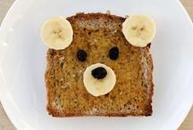 Kids' food / by Rachel Spurgeon