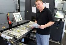 Printing / A look at the printing industry.