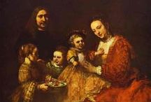 Rembrandt van Rijn Paintings / Rembrandt van Rijn paintings portfolio. WahooArt.com specializes in hand painted reproductions of his famous art works.