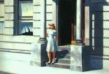 Edvard Hopper Paintings