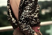 sequin  and gold <3