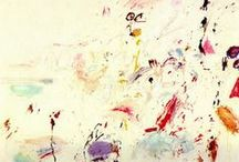 Cy Twombly Paintings