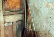For the LOVE of BROOMS / by Bambiandphil Minckler