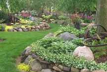 Landscaping / by JoEllen Harshman