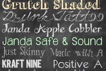 Chalkboard ideas / Ideas for church board