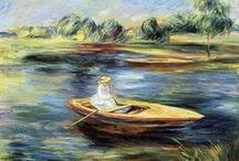 Pierre Auguste Renoir Paintings