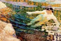 Frantisek Kupka Paintings