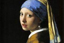 Jan Vermeer Paintings