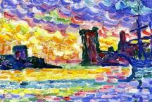 Paul Signac Paintings