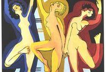 Ernst Ludwig Kirchner Paintings