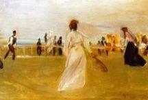 Max Liebermann Paintings