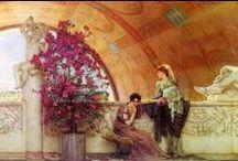Lawrence Alma-Tadema Paintings