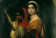 Paul Delaroche (Hippolyte Delaroche) Paintings