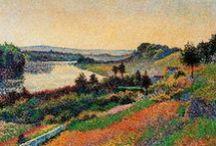 Maximilien Luce Paintings