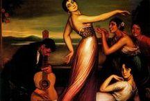 Julio Romero De Torres Paintings