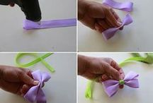 Hair bows / by milly orod