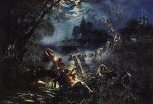 Konstantin Makovsky Paintings