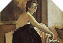 Valentin Serov Paintings