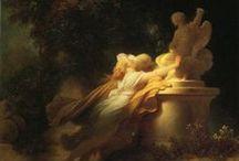 Jean-Honoré Fragonard Paintings