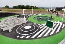 public space, playground