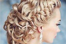 hairstyles / by ArnoldandTeresa Sheets