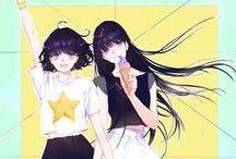 Girl / Girl, Yuri, Bách hợp