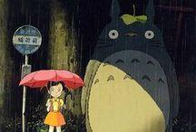 Ghibli / Tập hợp những anime của Ghibli