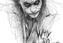 The Joker / by Emi Dreamz