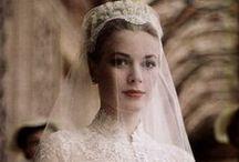 Berühmte Bräute und Bräutigame / Und welches Kleid inspiriert Dich am meisten?