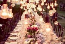 Hochzeitsdekoration / Inspirationen für Ihre Hochzeitsfeier auf Gut Nettehammer