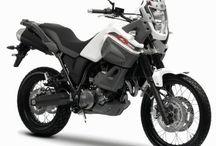 Yamaha XT 660 Tenere / Mijn motor