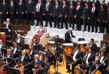 Coro y OSIPN / Nuestras participaciones con la Orquesta Sinfónica del IPN