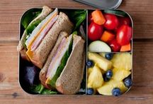 School Lunches / Ideas for healthy school lunches