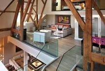 Interiors  / by Kate Goldian