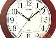 Casio Duvar Saatleri