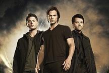 Supernatural / by Ashley Crawford