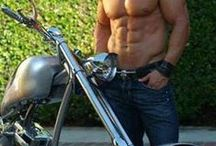 Hot Guys and Motorcycles