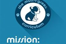 Mission Mutt-i-grees: Service Learning Activites